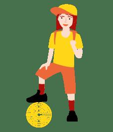 Clever in Sonne und Schatten für Grundschulen Klassen 1 und 2