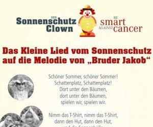 Das Kleine Lied vom Sonnenschutz - gesungene Version Image