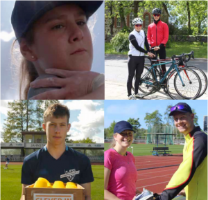 Videobotschaft für Sportschüler:innen (YouTube-Link) Image