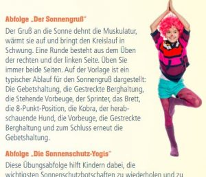 Sonnenschutz-Yoga Image